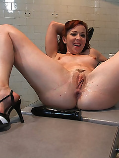 Anal Antics Trinity Post Dirty Fucking Girl Fist Her Own Ass!